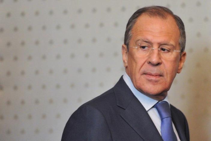 USA verhindern Streitkräfterückzug aus dem Donbass, so Lawrow