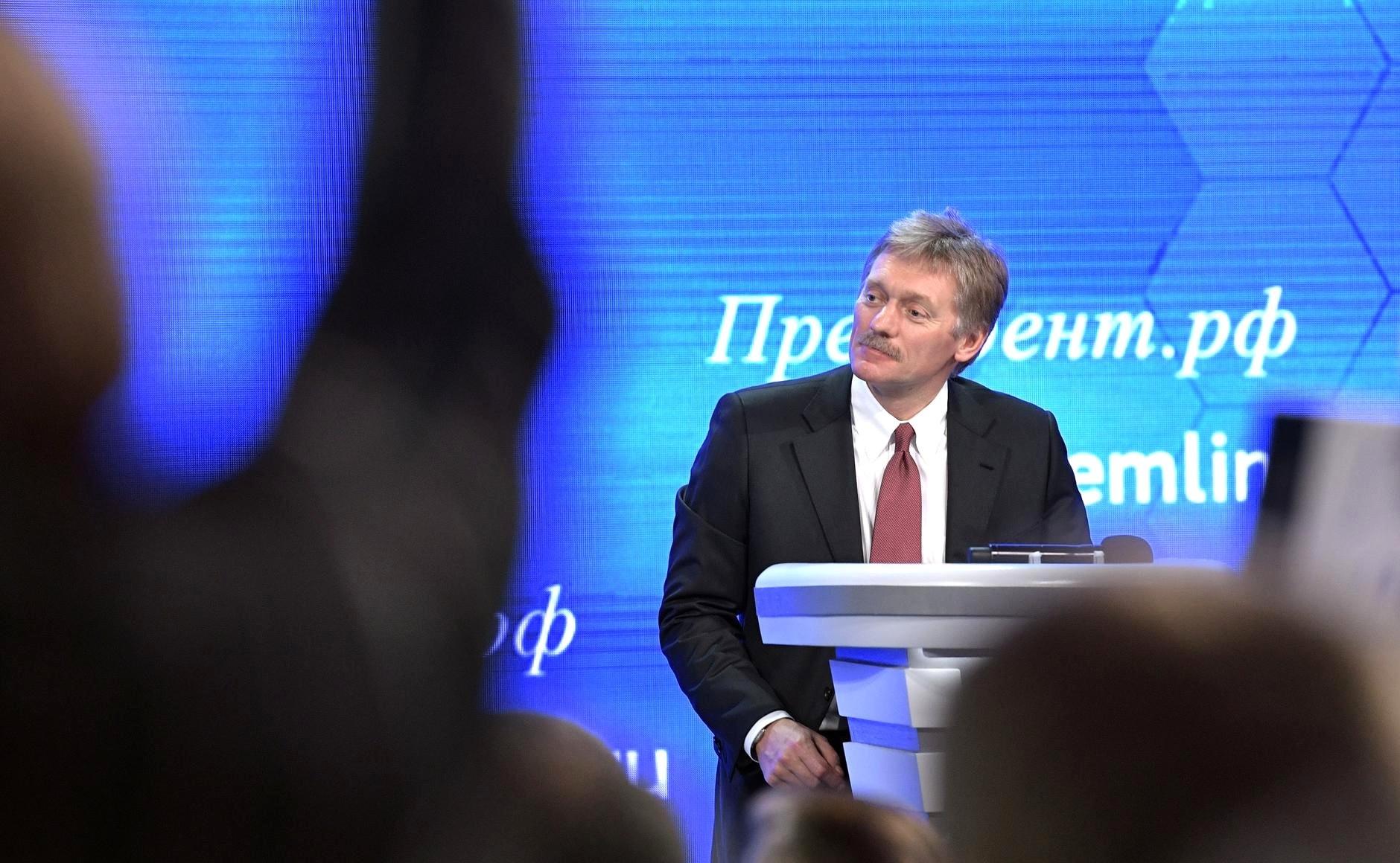 Putin wird erst nach der offiziellen Bekanntgabe dem gewählten Präsidenten gratulieren
