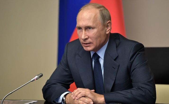 """Putin: """"Keine Bedrohung im Zusammenhang mit Vorfall in Sewerodwinsk"""""""