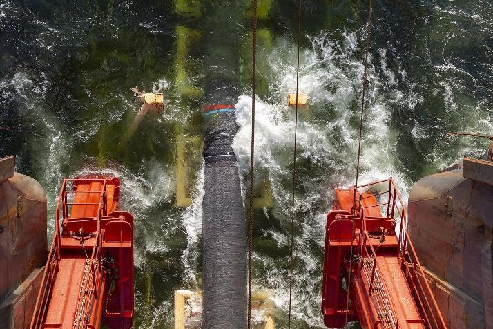 Berlin bietet USA Deal zur Aufhebung der Sanktionen gegen Nord Stream 2 an