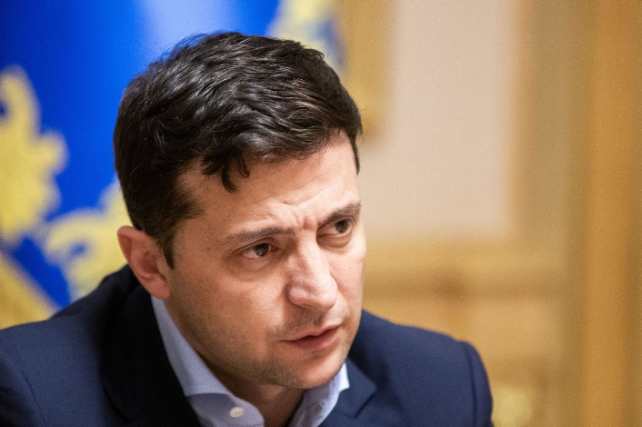 """Selenski spricht von """"Beginn des Dialogs"""" zwischen Kiew und Moskau"""