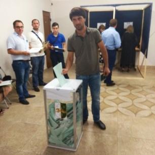 Deutschland erkennt die Ergebnisse der Duma-Wahlen auf der Krim nicht an