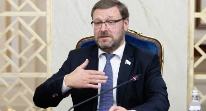 Kossatschow freut sich auf konstruktive Zusammenarbeit mit deutschem Botschafter