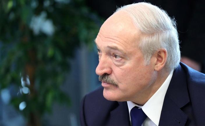 """Im goldenen Fonds"": Alexander Lukaschenko war mit Coronavirus infiziert"