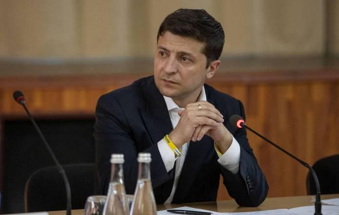 Selenski forderte Chef des Verfassungsgerichts der Ukraine zum Rücktritt auf