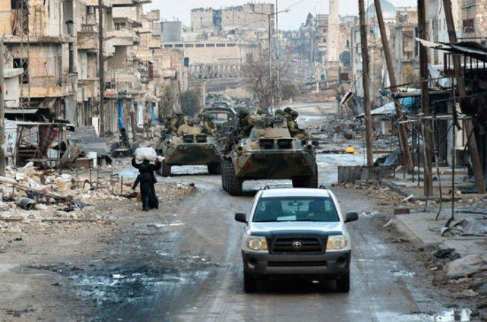 Medien: Syrische Armee besetzt Stadt Kobani an Grenze zur Türkei