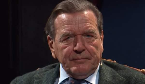 Altbundeskanzler Schröder: Gegen Russland verhängte Sanktionen bedeutungslos