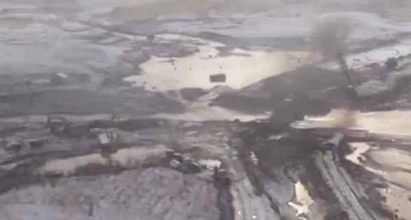 Dammbruch: Bisher fünfzehn tote Goldschürfer in der Region Krasnojarsk
