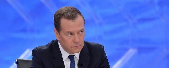 Medwedew: System USA wird durch Amtsenthebung nicht leiden