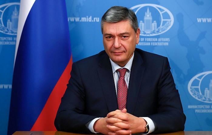 Russisches Außenministerium kommentiert Selenskis Erklärung zur Krim