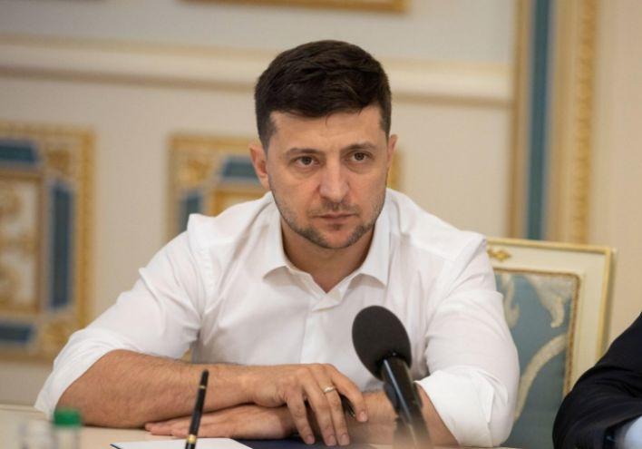 Selenski: Poroschenko wird für alles zur Verantwortung gezogen