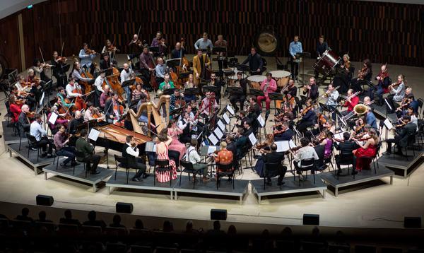Symphonische Einheit. Gestern gingen die Düsseldorfer Tage in Moskau zu Ende