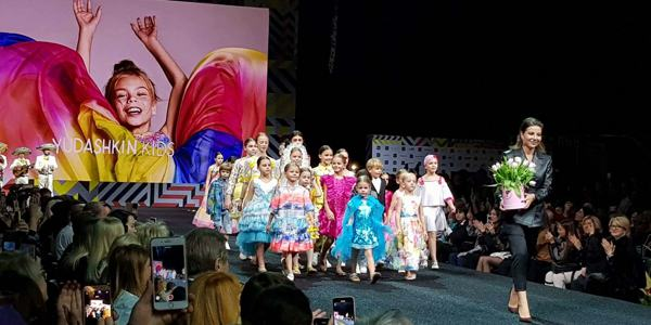 Fashion Week in Moskau: 25 Jahre Mode