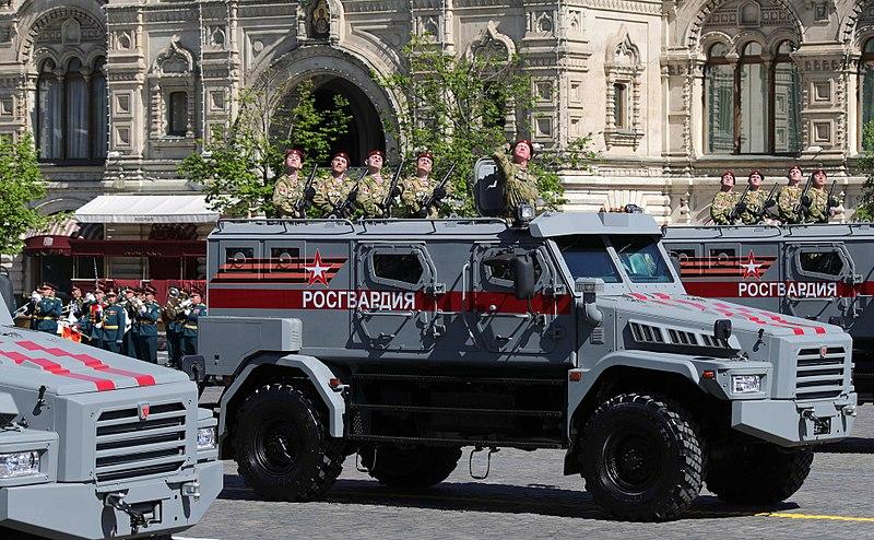 Russlands Nationalgarde – kritikwürdig oder nötig?