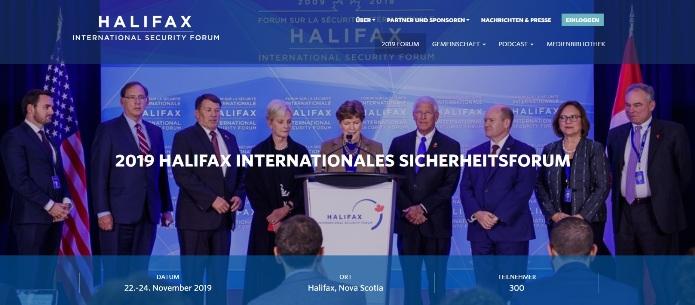Halifax: Ukraine – NATO?