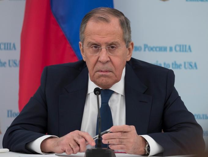 Außenminister Lawrow in Georgien unerwünscht