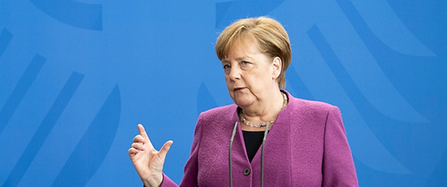 Merkel besuchte Nawalny