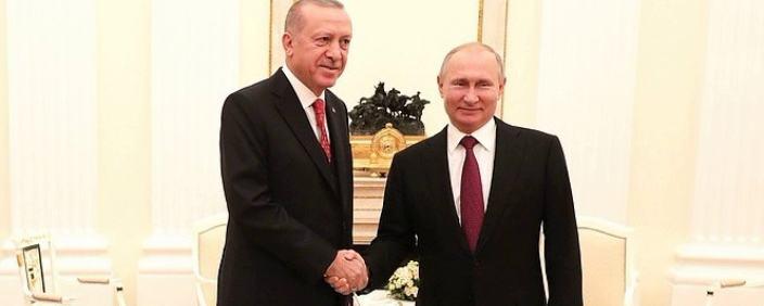 Putin besorgt über die aggressiven Aktionen der Extremisten in Idlib