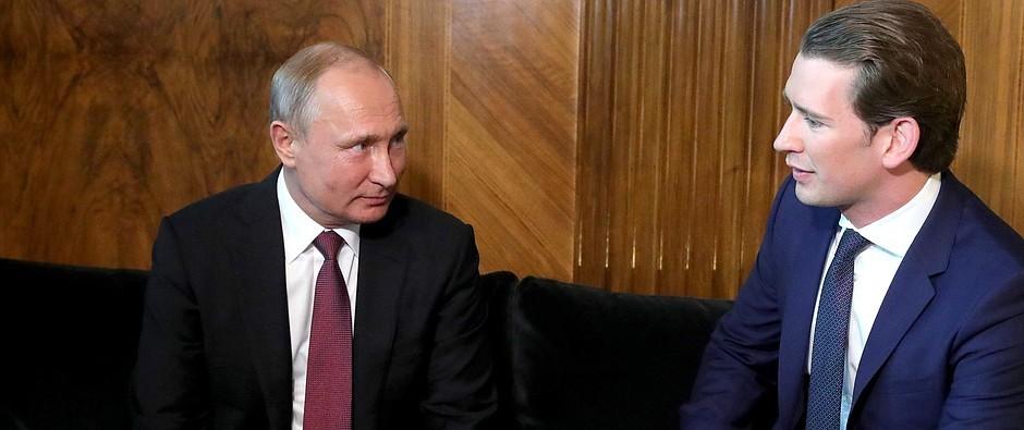 Neue österreichische Regierung nimmt Verbesserung der Beziehungen zu Russland in ihr Arbeitsprogramm auf