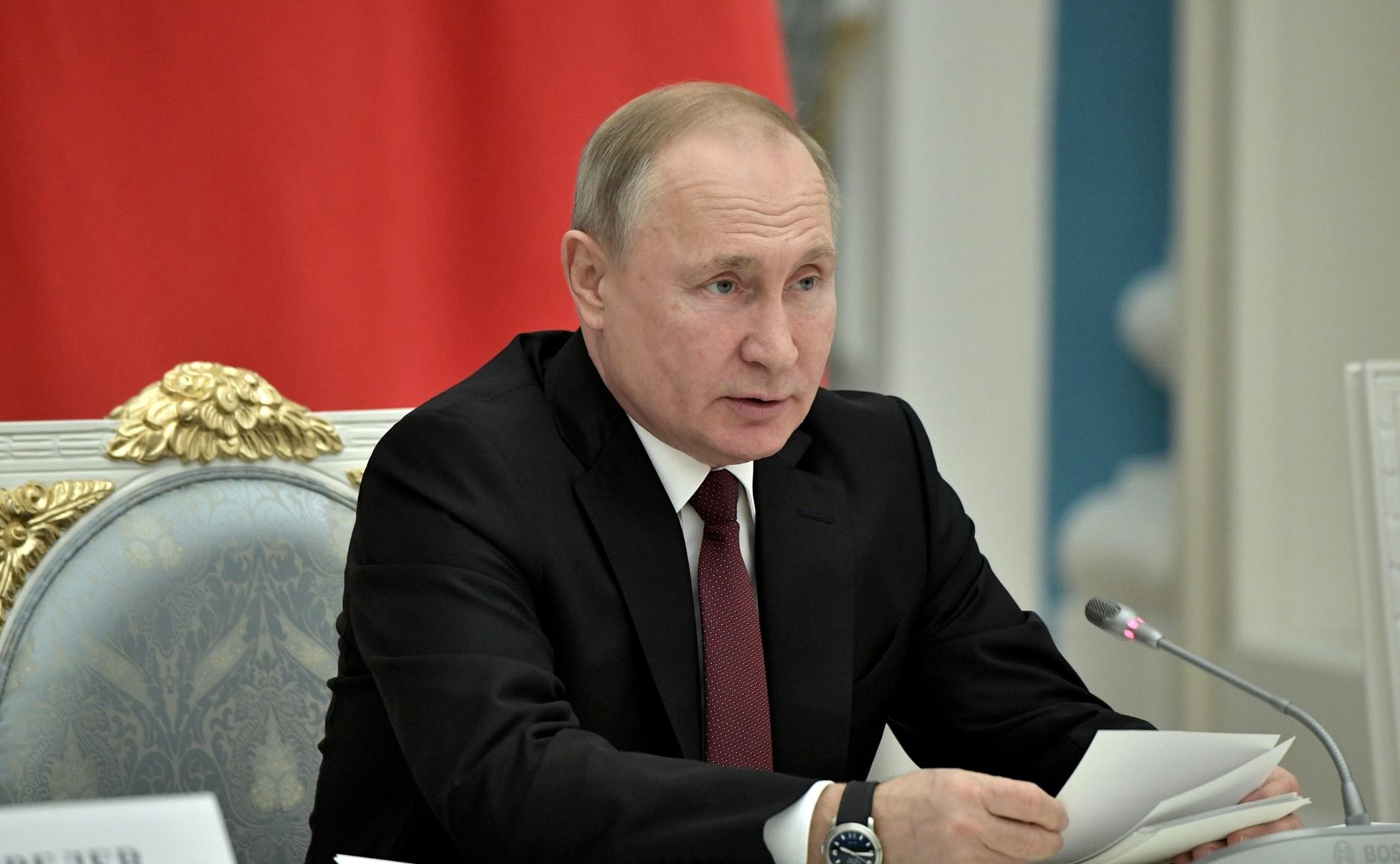 Putins Verfassungsreform – Eine Vorbereitung auf den Machttransit?