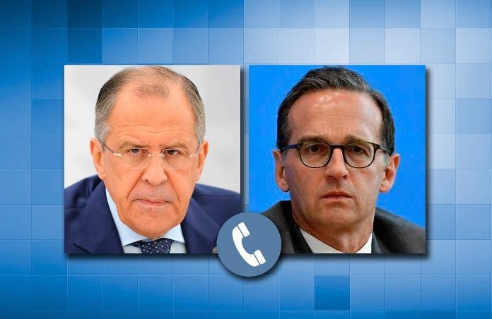 Lawrow diskutiert mit deutschem Außenminister UN-Resolutionsentwurf zu Libyen