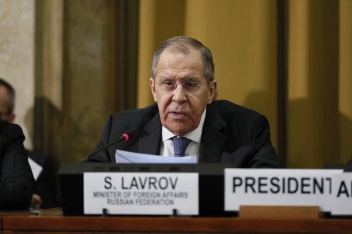Lawrow: Westen privatisiert internationale Strukturen nach eigenem Gutdünken
