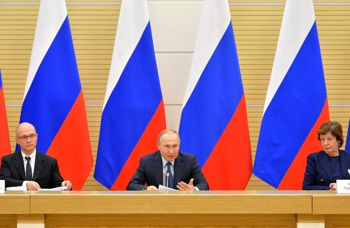 Was wird sich in der russischen Verfassung ändern?