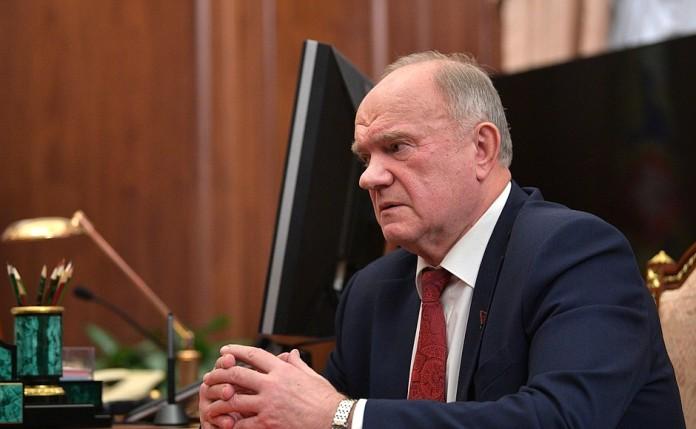 Sjuganow: KPRF hat keine Einwände gegen Erwähnung Gottes in Verfassung