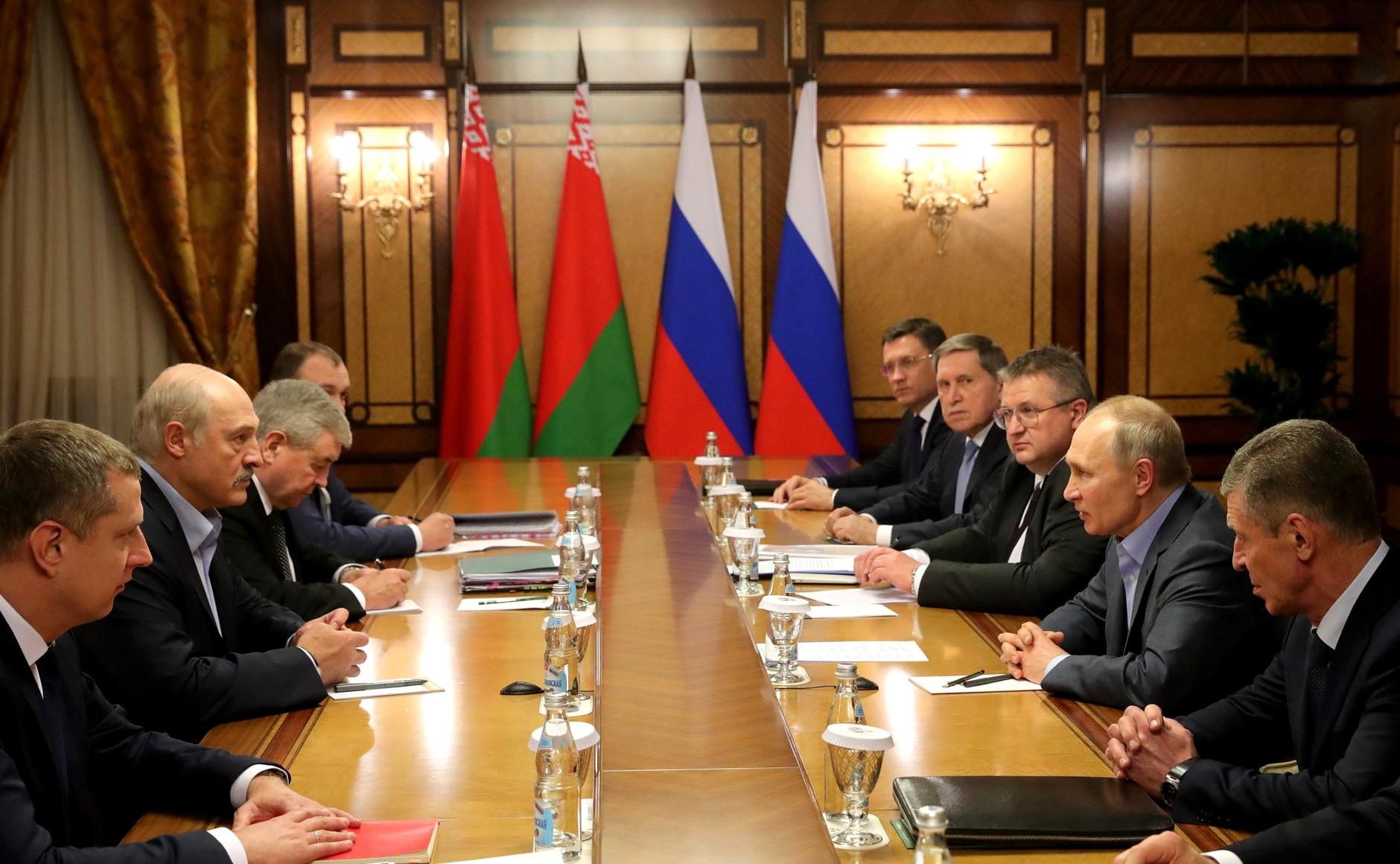 Darum ist die Integration zwischen Russland und Weißrussland noch nicht gelungen