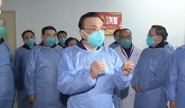 Coronavirus: Russische Ärzte schließen explosive Entwicklung der Situation nicht aus