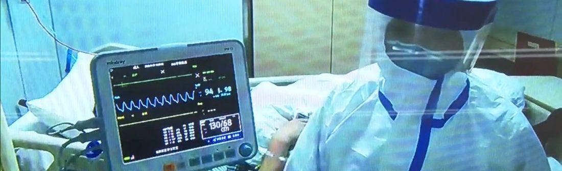 Russlands Pandemie-Todesrate ähnlich wie in den USA und Großbritannien
