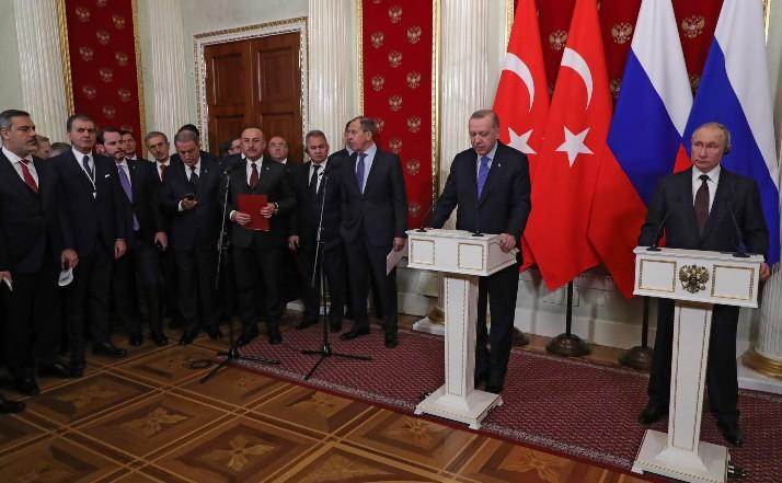 Erdogan: Abkommen über Karabach – der richtige Schritt