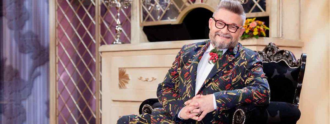 """""""Künstliche Schönheit ist in Russland immer noch gefragt"""": Modehistoriker und Trendsetter Alexandre Vassiliev"""