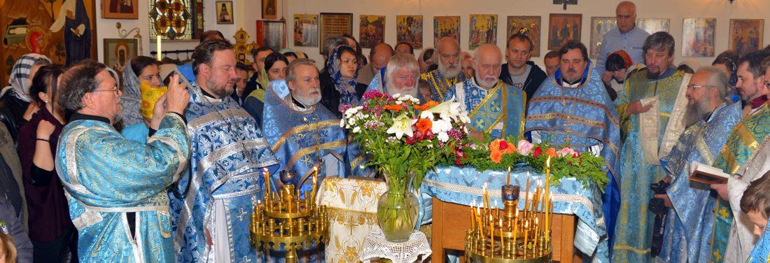 Christos ist auferstanden! Dieses Jahr feiern gläubige Russen das Osterfest zu Hause