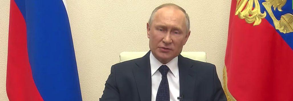 Putin: Die Coronavirus-Situation hat sich nicht verbessert