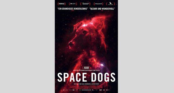 SPACE DOGS – Laika und ihre Nachfahren