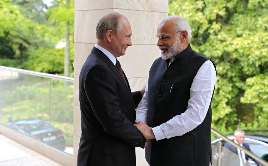 Indien will schnell russische Waffen kaufen