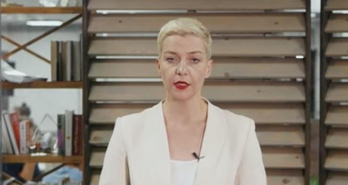 Minsk: Oppositionelle Maria Kolesnikowa möglicherweise entführt