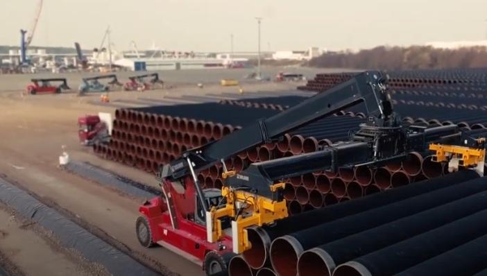 """US-Senatoren drohen dem Fährhafen Sassnitz mit """"finanzieller Zerstörung"""""""