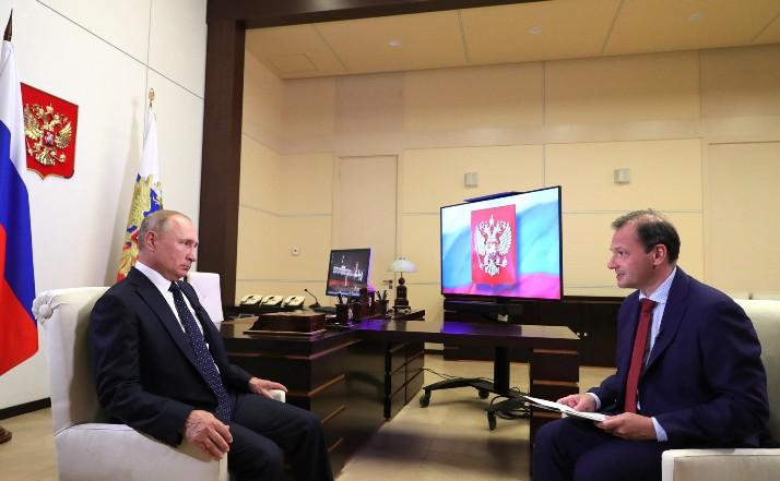 """Putin: """"Wagner PMC"""" in Belarus – eine Operation der ukrainischen und amerikanischen Geheimdienste"""