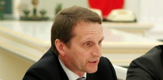 Narischkin, Sluzki, Sacharowa, Lawrow zum Fall Nawalny