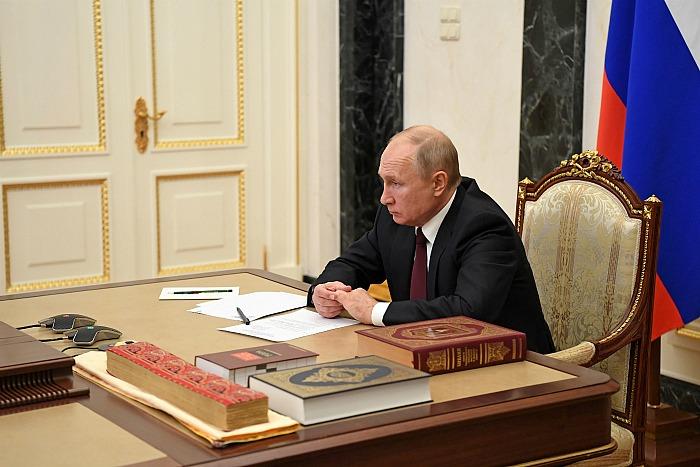 Putin: interethnische Beziehungen in mehreren Ländern schwierig