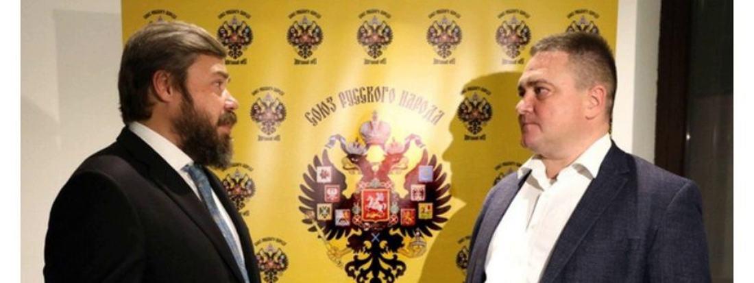 Die russische Kleinstadt Tarussa auf dem Weg in die Monarchie