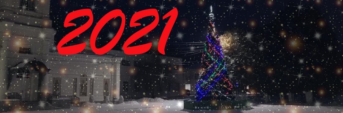 Ein frohes Neues Jahr 2021 von der russland.NEWS-Redaktion