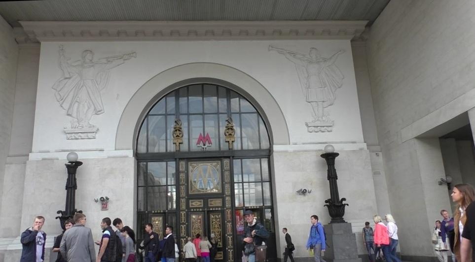 """""""Gesichtsausweis"""" für Zugang in die Moskauer Metro kommt nächstes Jahr"""