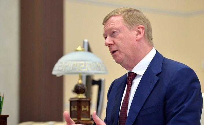Neue Aufgabe: Tschubais wird Sonderbeauftragter des russischen Präsidenten