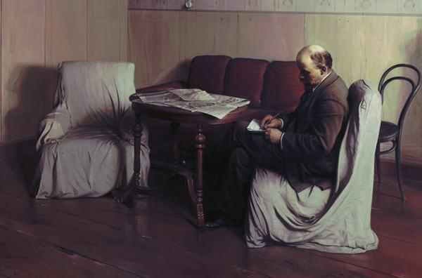 Hätte Trump doch Lenin gelesen!