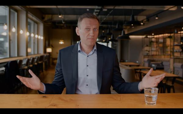 Nawalny produzierte Putin-Video im Schwarzwald mit Hilfe aus Los Angeles