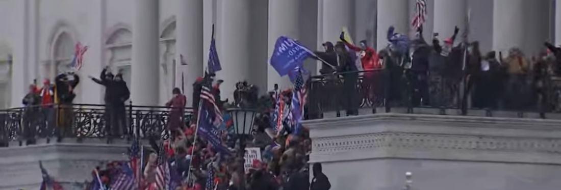 """Stimmen aus Russland: """"Mit gutem Beispiel voran – Farbrevolution in den USA"""""""