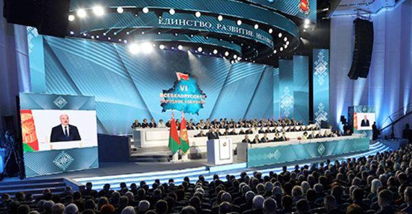 Lukaschenko kündigte Pläne und Bedingungen für seine Nachfolge an